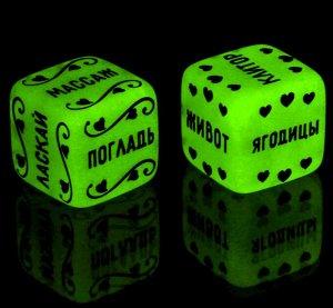 Секc-кубики CТРАСТНЫЕ ЛАСКИ