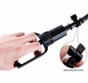 Поршневая вакуумная помпа с вибрацией и реалистичной насадкой ALEXANDER