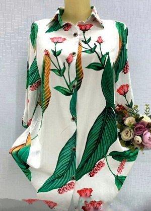 Блузка Ткань штапель