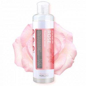 Тоник для сияния кожи с розовой водой