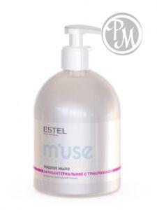 Estel m use жидкое мыло антибактериальное с триклозаном 475 мл