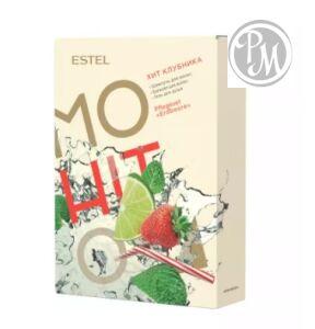 Estel mohito набор для волос клубника 3 предмета