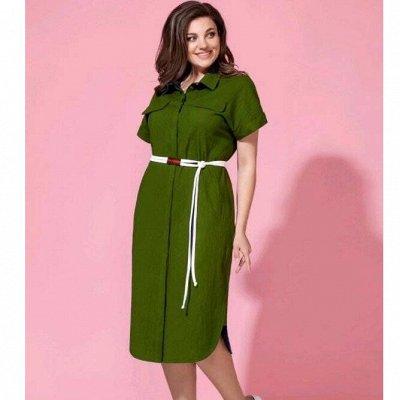 Lady Style * Платья, Футболки, Брюки 40-68 р-ра — Платья и сарафаны 50-70 размеры