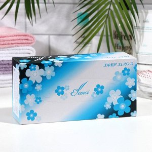 Бумажные салфетки Kami Shodji Ellemoi Elegance, 200 шт.