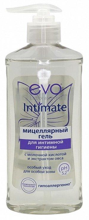 New EVO Мицеллярный гель для интимной гигиены для чувствительной кожи 275 мл