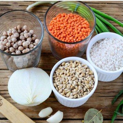 Эко-лавка (Polezzno, Умные сладости,Fit Parad,Виталад) — Крупы, смеси суповые — Крупы