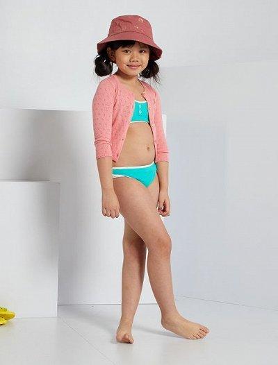 Одежда из Франции для всей семьи — Девочки. Купальники, пляжная одежда