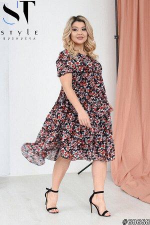 Платье 68668