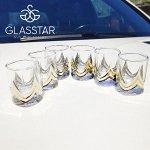 "Набор 6 стопок Glasstar ""Триумф"" / 60 мл"