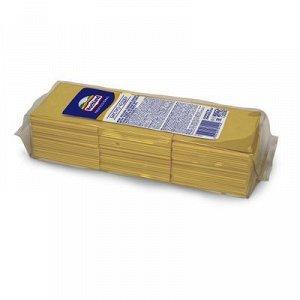 Сыр плавленый Хохланд Чеддер ломтевой 84 слайса 1.033кг