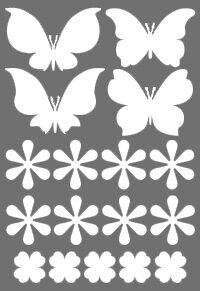 бабочки * легко фиксируются на гладкой поверхности * красивые и безопасные * подходят для длительного использования * бликеры имеют высокие показатели по световозвращающим свойствам