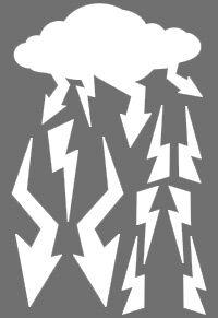 молнии * легко фиксируются на гладкой поверхности * красивые и безопасные * подходят для длительного использования * бликеры имеют высокие показатели по световозвращающим свойствам