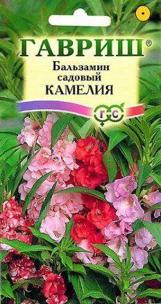 Семена Цветы Бальзамин садовый 0,2г Гавриш
