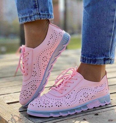 Экспресс💥Легкая Женственность -Мокасины - 299 руб - 3 ☑ — Распродажа обуви от поставщика! — Для женщин