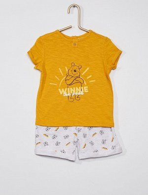 Комплект из шорт и футболки 'Винни-Пух' от Disney