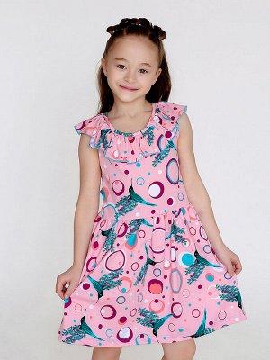 Платье Тиа калибри