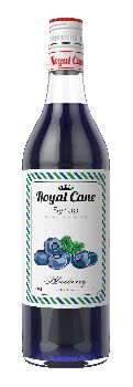 Сироп Royal Cane Черника Стекло