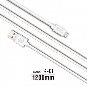 Кабель MARK Quick Charge USB на Micro USB зарядный кабель