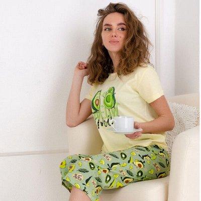 Домашний трикотаж Натали! Лучшие цены✔Новинки от 8 мая! — Пижамы — Сорочки и пижамы