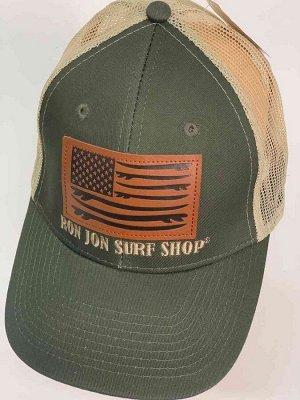 Бейсболка Прикольная кепка для сёрферов RON JON №6121