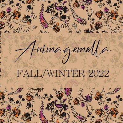 Animagemella предзаказ коллекция зима 2021-22