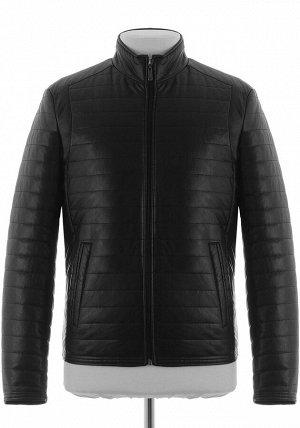 Мужская куртка из PU-кожи VV-819