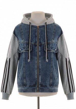 Джинсовая куртка JQ-8681