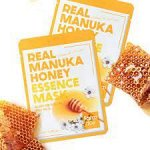 Питательная тканевая маска  с экстрактом меда Farm Stay Real Manuka Honey Essence Mask, 23мл