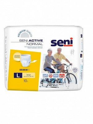 Трусики впитывающие Seni Active Normal Large 10 шт.