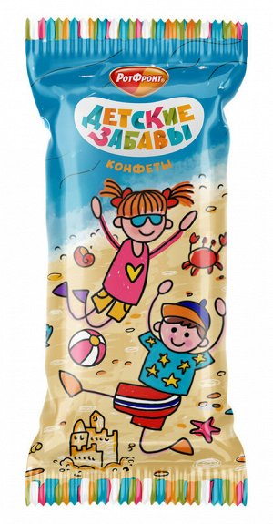 Конфеты Детские забавы 1кг упак, шт