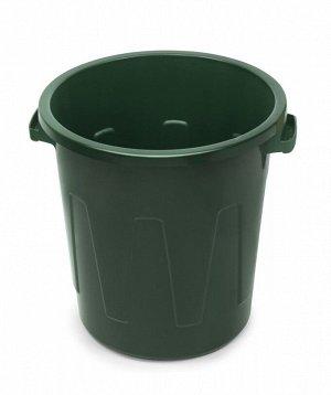 Бак Бак  58,0л б/кр [ГРОССО] колор Хозяйственный бак предназначен для различных бытовых нужд - хранения отходов, удобрений, других сыпучих и жидких веществ. Бак оснащен удобными ручками, с помощью кот