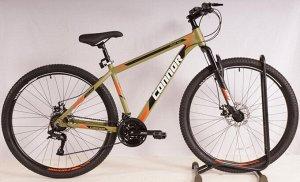 "Велосипед CONNOR TREAT 400 29"" T20B213-29 (хакки)"