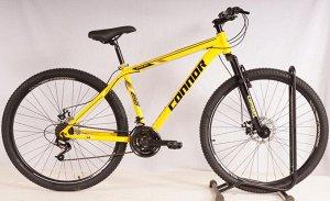 """Велосипед CONNOR WAGON 200 29"""" T20B217-29 (желтый)"""