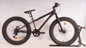 """Велосипед CONNOR FAT CAT  24"""" T16B-802 (черный)"""