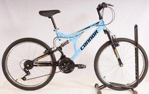 "Велосипед CONNOR SOFT 24"" T20B107-24 (светло/синий)"