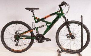 """Велосипед CONNOR EVEN 26"""" C18B312-26 (зеленый)"""