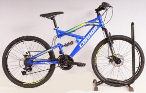 "Велосипед CONNOR EVEN 24"" C18B312-24 (синий)"