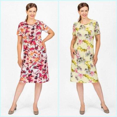Одежда для дома и отдыха ТМ Плиона АРТ — Платья — Платья