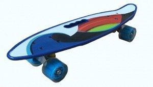 Скейтборд (пенни борд) GT-6025 (1/8)
