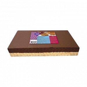 Вафельные коржи для торта (двухцветные) 140г