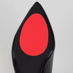 Противоскользящие универсальные наклейки на подошву обуви (1 пара)