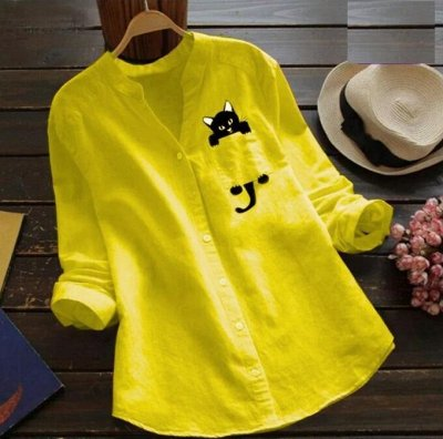 Гардероб для плюсиков! Стильная Одежда от 42 до 70 р-ра! — Блузы и Туники 46-70 р-ры — Рубашки и блузы