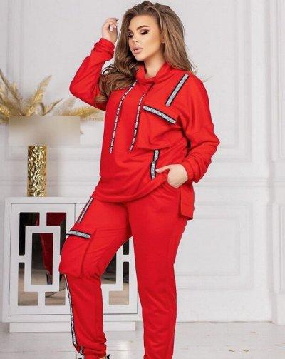 Женский гардероб! Стильная Одежда от 42 до 70 р-ра — Женские Костюмы 46-70 р-ры