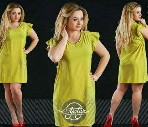 Платье ткань - лайт