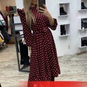 Платье ткань- софт; длина 110см