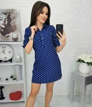 Платье ткань - софт