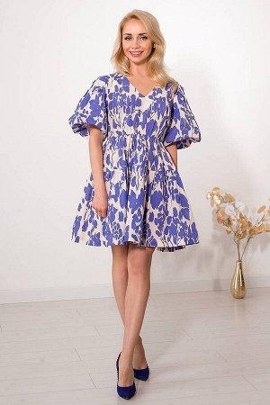 Платье Avila 0853 фиолетовый