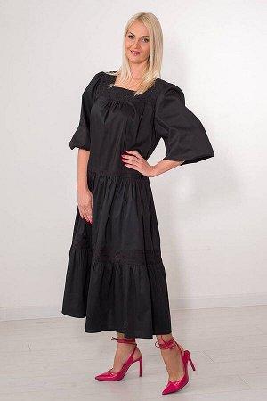 Платье Avila 0855 черный