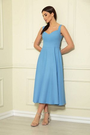 Платье Andrea Fashion AF-139/10 голубой