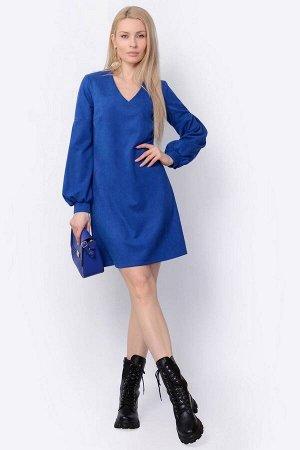 Платье PATRICIA by La Cafe F15013 синий